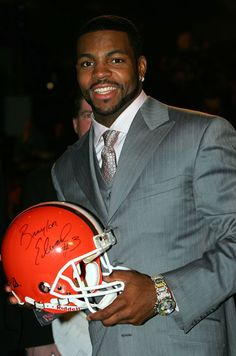 Braylon Edwards. Best Dressed NFL Players - Best Dressed Football Players 2012 - Esquire *Get paid for your sports passion at www.sportsblog.com