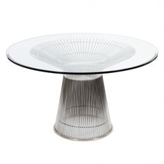 "Warren Platner Dining Table - 48"" Round 