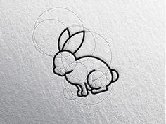 Rabbit logo by Heri Imanudin