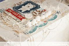 7 зимових ідей: Подарункова коробочка - Agrafka Blog