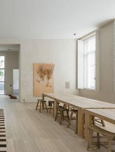 Lunch & Latte: Vincent Van Duysen's Antwerp home