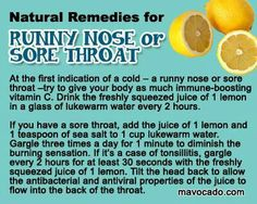 Stuffy Nose Remedies Remedy for runny nose Cold And Cough Remedies, Flu Remedies, Holistic Remedies, Homeopathic Remedies, Health Remedies, Home Remedies, Natural Remedies, Runny Nose Remedies