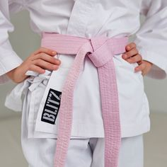 Ideal for club fundraising and charity events, the Blitz Pink Belt is perfect for you and your club to turn pink in support of your chosen charity! Martial Arts Clothing, Martial Arts Belts, Pink Belt, The Blitz, Karate, Fundraising, Charity, Events, Club