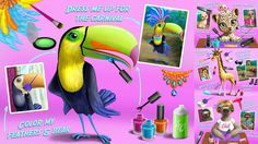 Jungle Animal Salon  Pets Haircut & Style Makeover By MavoTV Subscribe Please :)  Hi Little Angels At Mavo TV We are going to have so much fun today We do videos for kid for open many surprise Easter Surprise Eggs as well as Kinder Surprise from different Movies Cartoon characters such as Disney Frozen Olaf the snowman Angry Birds Princess Anna Snow Queen Elsa Nick Jr. Bob the Builder Winnie the Pooh Hunny Pot Hello Kitty Choco Treasure Giant Disney Princess Chocolate Huevo Scooby-Doo…