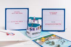 Explosionsbox Schifffahrt | Mediendesign Moser