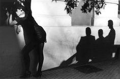 Ferdinando Scianna SPAIN. Andalusia. Seville. Fashion photograph with the model Celia FORNER. 1988.