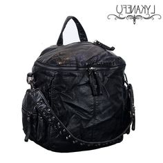33.70$  Buy here - https://alitems.com/g/1e8d114494b01f4c715516525dc3e8/?i=5&ulp=https%3A%2F%2Fwww.aliexpress.com%2Fitem%2FLYKANEFU-Women-Backpack-Women-s-Shoulder-Bags-Hobo-Soft-PU-Leather-Handbag-Women-Bag-Famous-Brand%2F32774161899.html - LYKANEFU Women Backpack Women's Shoulder Bags Hobo Soft PU Leather Backpacks Women Bag Famous Brand Mochilas Feminina 33.70$