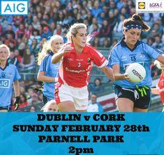 We Are Dublin CORK NAME STRONG TEAM TO PLAY DUBLIN ON SUNDAY - We Are Dublin