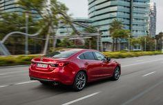 Nieuwe leaseuitvoeringen van Mazda6 alvast voorbereid op nieuwe bijtelllingsregels