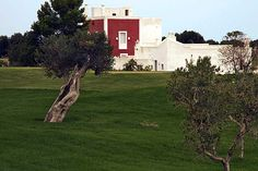 Masseria Cimino and San Domenico Golf Club