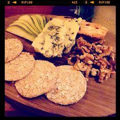 Stilton Cheese board