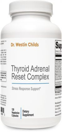 Thyroid Adrenal Reset Complex mini image