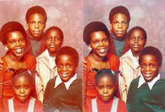 Old family photos can be restored and repaired. There's no need to look at damaged pictures anymore. Contact us for more info --> http://www.fixingphotos.com/ #photorepair #photorestoration