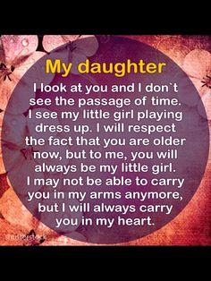 ~ My Daughter ~