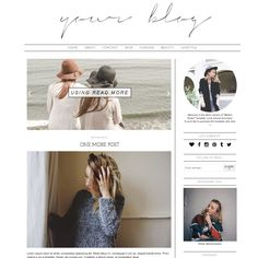 Blogger Template- Writers Dream We love bringing those classics back to you all! Writers Dream, one of our all time favourite classy Blogger template is now updated and ready to rock! Get it instantly from our shop now: