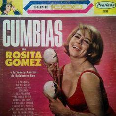 Rosita Gomez Y La Sonora America De Baldomero Roa - Cumbias (Vinyl, LP) at Discogs