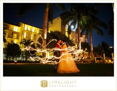 WALDORF ASTORIA RESORT, KEY WEST, Florida, Palm Trees, Night Shoot, Bride and Groom, Wedding, Wedding Photography, Limelight Photography, www.stepintothelimelight.com