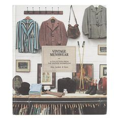 J.Crew - Vintage Menswear: A Collection from the Vintage Showroom