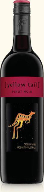 Pinot Noir | yellow tail wine