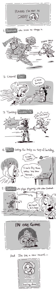 The Mercy Experience
