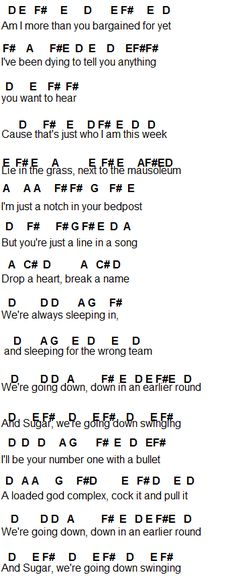 Enchanting Disney Song Guitar Chords Frieze - Beginner Guitar Piano ...