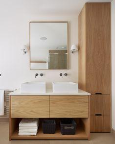 Bathroom cupboards - Teddy Edwards