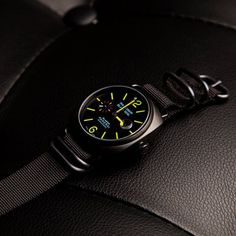 Panerai Radiomir Black Seal by Blaken