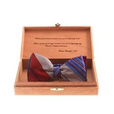 The Bruce's Edition bow tie