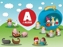 Christmas with A di Alessi