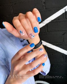 Semi-permanent varnish, false nails, patches: which manicure to choose? - My Nails Minimalist Nails, Cute Acrylic Nails, Cute Nails, Spring Nails, Summer Nails, Nail Manicure, Nail Polish, French Manicure Gel, Hair And Nails