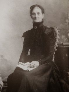 Lucy Woolner Macneill, L.M. Montgomery's maternal grandmother.
