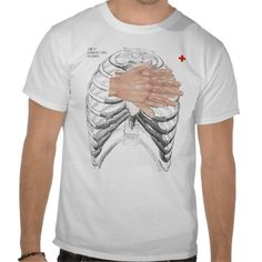 CPR How-To Shirt from Zazzle.com