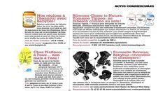 PUBLICATION dans NEUFMOIS ! Le superbe peignoir éponge 100% coton tout doux et le t-shirt baleine bleu ! #peignoir #puericulture #bebe #natineo http://www.natineo.fr/