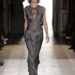 Vivienne Westwood has displayed this collection on Paris Fashion Week.