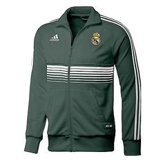 adidas Real Madrid 2012 13 Anthem Jacket Soccer Shop 4367af1883ef8