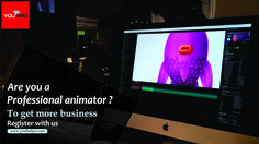 Are you a professional animator Then register with us to get more business. www.youfindpro.com