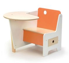 Cameron Contemporary Wooden Kids Home Furniture Design, Doodle Drawer Desk by Roberto Gil - New Yorks Home, Design and Gifts Market New York Markt Plywood Furniture, Kids Furniture, Furniture Design, Furniture Online, Furniture Websites, Furniture Dolly, Furniture Stores, Orange Furniture, Plywood Walls