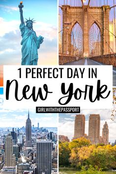 One Day in NYC itinerary | One Day in New York City Itinerary | 24 hours in NYC itinerary | 24 hours in New York Itinerary | NYC travel tips | New York City travel tips | New York City travel guide | NYC travel guide | NYC food | New York City food | NYC travel photography | New York City travel photography | New York City bucket list | NYC bucket list | best things to do in NYC | best things to do in New York City | fun things to do in NYC | NYC landmarks | New York City landmarks | travel NYC Nyc Tourist Attractions, New York City Attractions, New York Travel Guide, New York City Travel, Travel Pics, Usa Travel, Best Vacations, Vacation Trips, Food Nyc