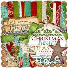 Freebie Scrapbooking Kit for Christmas!