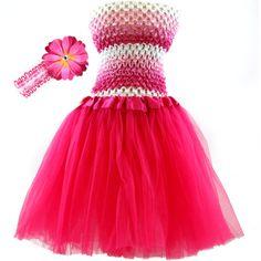 Pink Rainbow Tutu