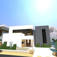 Contemporary Survival Starter House