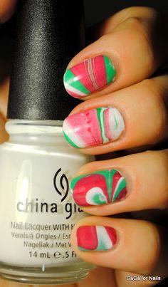 GaGa for Nails: China Glaze