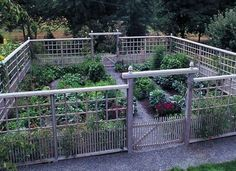 Cool 47 Stylish Vegetable Garden Design Ideas You Must Try. #