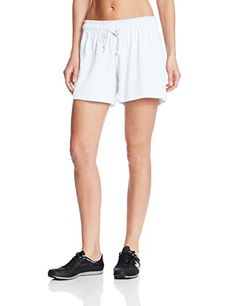 Women's Athletic Shorts - Champion Womens Jersey Short * You can get more details by clicking on the image.