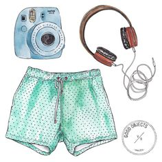 Good objects - Summer for the boys @st_clemente