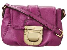 MICHAEL Michael Kors Charlton Crossbody Pomegranate - Zappos.com Free Shipping BOTH Ways