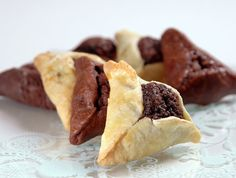 Hamentashen for Purim. Yammmmm