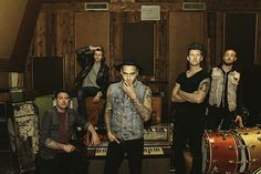 Anberlin, The Getaway Plan at Metropolis on 2014-09-03 ♫ Latest news at theMusic.com.au