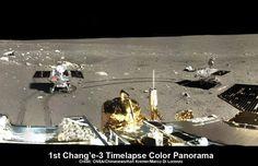 Yutu Moon Rover Starts 3rd Night Time Hibernation But Technical Problems Persist