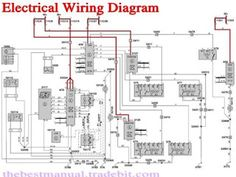 [ZSVE_7041]  30+ Best Wiring Diagram images in 2020 | diagram, chevrolet cavalier, 1993  ford mustang | Volvo V50 Tail Light Wiring Diagram |  | Pinterest